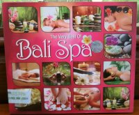 アジアンスパのBGMに バリスパCD Tha Very Best of Bali Spa