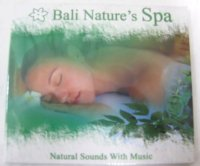 バリ島スパCD bali nature's spa