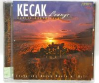 バリ島CD KECAK LOUNGE SUNSET SOUND TRACKS